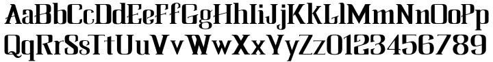 NOh Carbone Font Sample