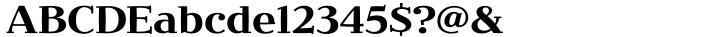 Jimbo® Font Sample