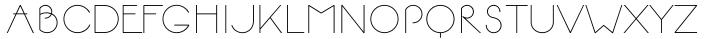 BAUHANS Font Sample