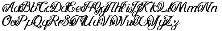 Spina Font Sample