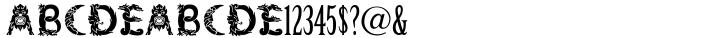 Mythos® Font Sample