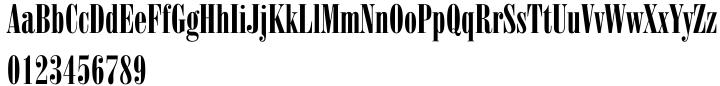 Onyx™ Font Sample