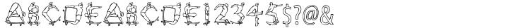 Rad® Font Sample