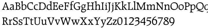 Raleigh™ Font Sample