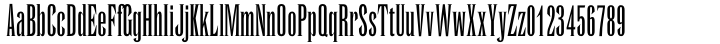 Runic™ Font Sample