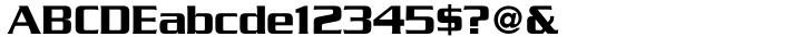 Serpentine™ Font Sample