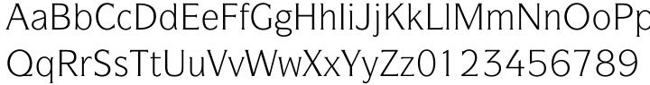 ITC Symbol® Font Sample