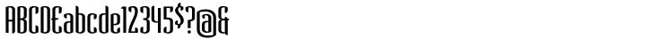 Verve™ Font Sample