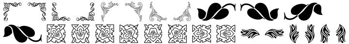 Web-o-Mints GD™ Font Sample