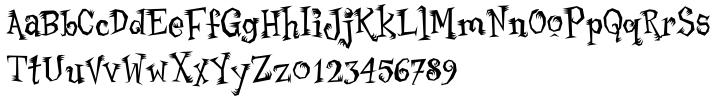 Mantisboy Font Sample