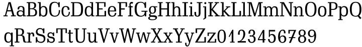Schadow™ Font Sample
