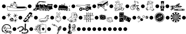 Playtime™ Font Sample