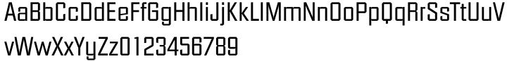 Diamante EF™ Font Sample
