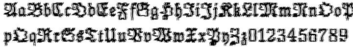 EF KiddingKid™ Font Sample