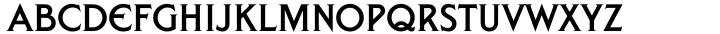 Liberty EF™ Font Sample
