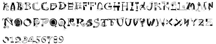 EF Remember Irme R™ Font Sample