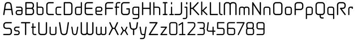 EF Solaris™ Font Sample