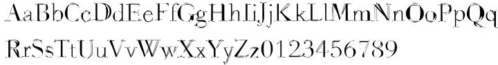Rina™ Font Sample