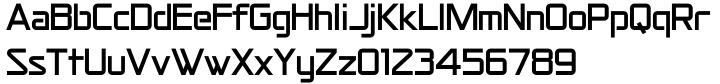 Serene™ Font Sample