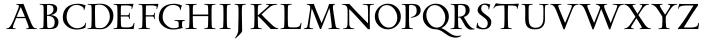 Odyssey™ Font Sample