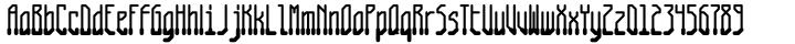 ZenoPotion AOE™ Font Sample