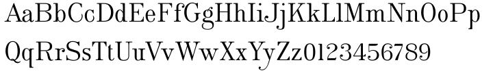 Burin Roman™ Font Sample
