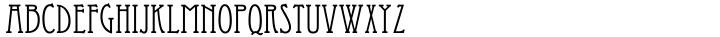 Eccentric™ Font Sample