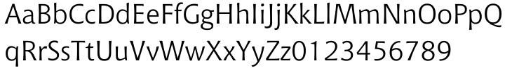 Chianti BT™ Font Sample