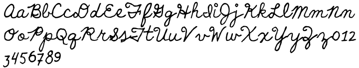 Yellabelly Font Sample