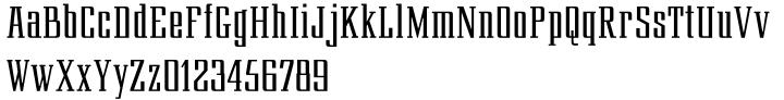 Hemmings Font Sample