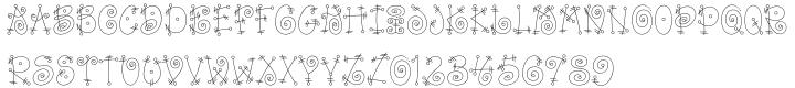 Bang™ Font Sample