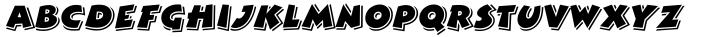 Bertram™ Font Sample