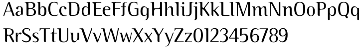 ITC Binary™ Font Sample