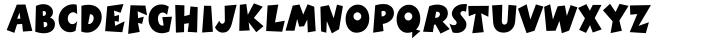 Boink™ Font Sample