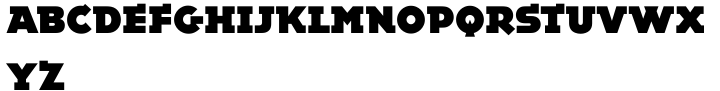 Epokha™ Font Sample