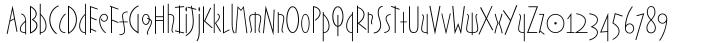 Etruscan™ Font Sample