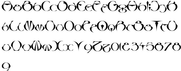 Linotype Besque™ Font Sample