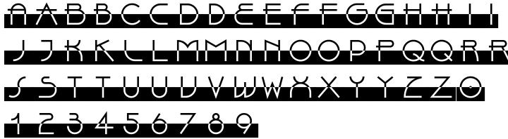 Linotype Bix™ Font Sample