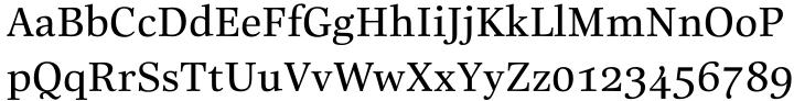 Really™ Font Sample
