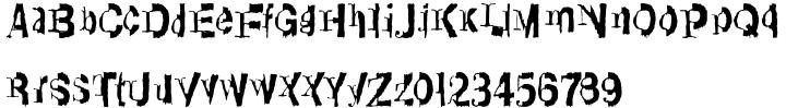 Linotype Transis™ Font Sample