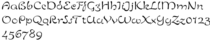 Linotype Zurpreis® Font Sample