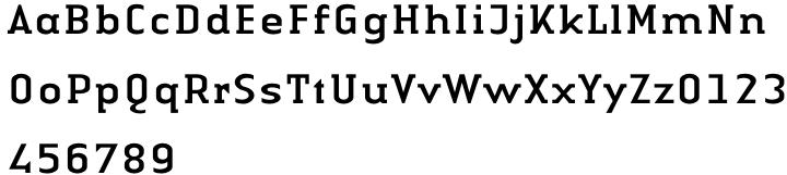 Linotype Authentic Serif™ Font Sample