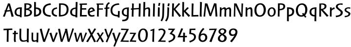 Linotype Markin™ Font Sample