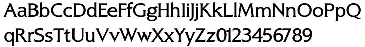 Alexon™ Font Sample