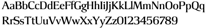 Argus™ Font Sample