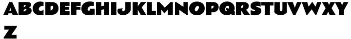 Basuto™ Font Sample