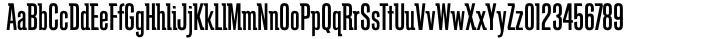 Schindler™ Font Sample
