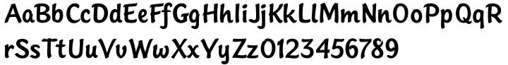 Sinclair Script™ Font Sample