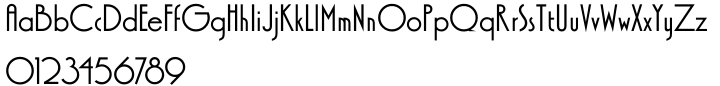 Xctasy Sans™ Font Sample