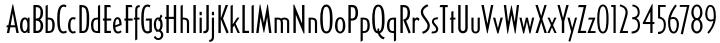 Carlos™ Font Sample